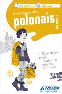 Bob Ordish et Barbara Kuszmider - Kit de conversation Polonais. 1 CD audio
