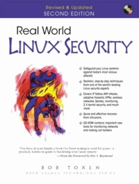 Real World Linux Security. Intrusion Prevention, Detection, and Recovery, 2nd Edition, CD-ROM included.pdf