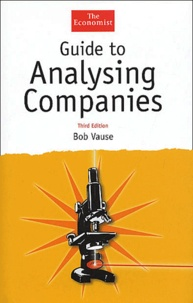 Bob Vause - Guide to analysing companies.