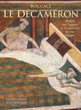 Boccace - Le Décaméron illustré par l'auteur et les peintres de son époque.