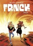 Bocquet Olivier et Cossu Brice - FRNCK - tome 4 - L'éruption - L'éruption.