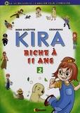 Bodo Schäffer et  Grimnamu - Kira riche à 11 ans Tome 2 : .
