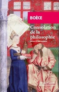 Boèce - Consolation de la philosophie.
