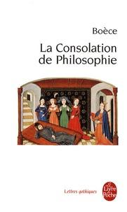 Boèce - La Consolation de Philosophie.