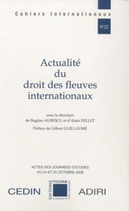 Actualité du droit des fleuves internationaux - Actes des journées détude des 24 et 25 octobre 2008.pdf