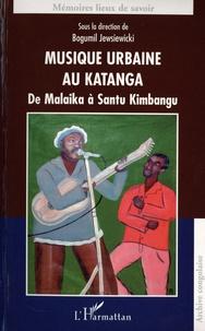 Galabria.be Musique urbaine au Katanga - De Malaika à Santu Kimbangu Image
