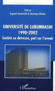 Bogumil Jewsiewicki - Université de Lumumbaschi.