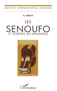 Bohumil Holas - Les senoufo (y compris les minianka).