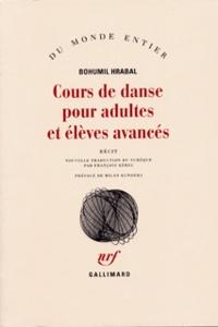 Bohumil Hrabal - Cours de danse pour adultes et élèves avancés.