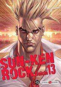 Boichi et Arnaud Delage - Sun-Ken Rock - Tome 13.