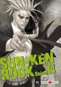 Boichi et Arnaud Delage - Sun-Ken Rock - Tome 14.