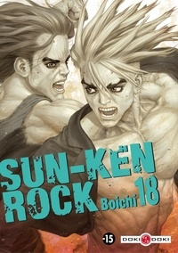 Boichi et Arnaud Delage - Sun-Ken Rock - Tome 18.