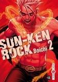 Boichi et Arnaud Delage - Sun-Ken Rock - Tome 2.