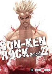 Boichi et Arnaud Delage - Sun-Ken Rock - Tome 22.