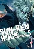 Boichi et Arnaud Delage - Sun-Ken Rock - Tome 5.