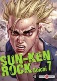 Boichi et Arnaud Delage - Sun-Ken Rock - Tome 7.
