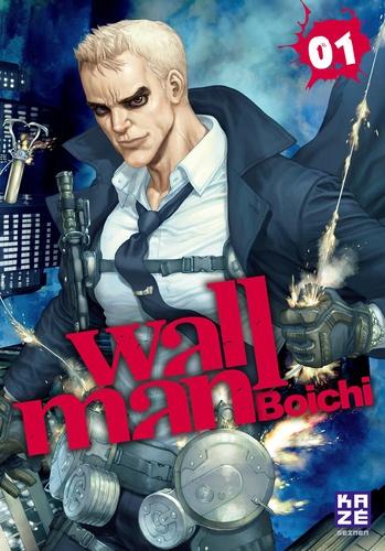 Boichi - Wallman Tome 1 : .
