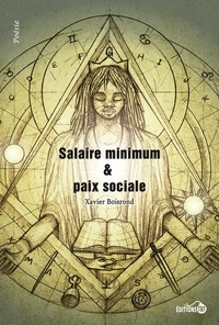 Boisrond Xavier - Salaire minimum & paix sociale.