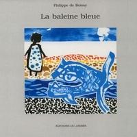 Boissy - La baleine bleue.