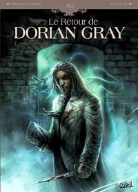 Bojan Vukic et Stéphane Betbeder - Le retour de Dorian Gray Tome 1 : Le sacre d'Invisible 1er.