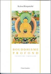 Bokar Rimpoché - Tradition tibétaine - Bouddhisme profond.