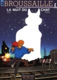 Bom et  Franck - Broussaille Tome 3 : La nuit du chat.
