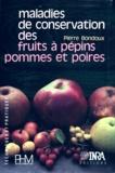 Bondoux - Maladies de conservation des fruits à pépins, pommes et poires.