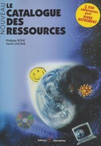 Bône et  Lemoine - Le nouveau catalogue des ressources.