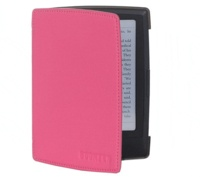 Bookeen - Couverture rose liseuse Cybook Odyssey.