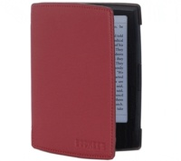 Bookeen - Couverture rouge liseuse Cybook Odyssey.