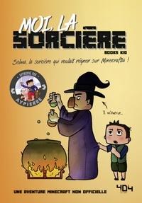 Books Kid - Moi, la sorcière.
