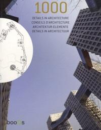 Booqs - 1000 conseils d'architecture - Edition quadrilingue.