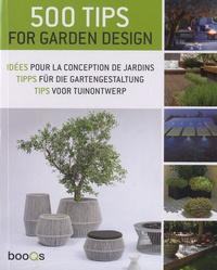 Booqs - 500 Tips for Garden Design - Idées pour la conception de jardins.