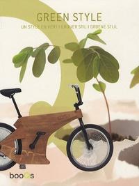 Booqs - Green style - Un style en vert, Edition français-anglais-allemand-néerlandais.
