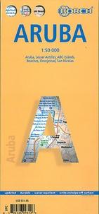 Borch Map - Aruba - 1/50 000.