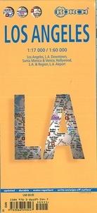 Borch Map - Los Angeles - 1/17 000 ; 1/60 000.