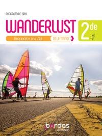 Bordas - Allemand 2de A2-B1 Wanderlust.
