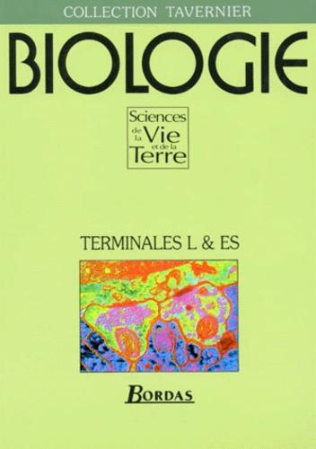 Bordas - Biologie, terminales L & ES - Sciences de la vie et de la terre.