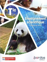 Bordas - Enseignement scientifique Tle.