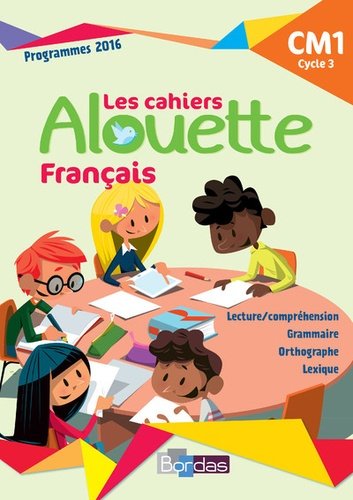 Francais Cm1 Alouette Cahier D Exercices Grand Format