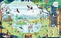 Bordas - Les animaux de la forêt.