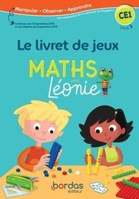 Bordas - Les maths avec Léonie CE1.