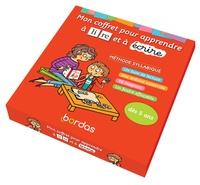 Bordas - Mon coffret pour apprendre à lire et à écrire - Méthode syllabique.
