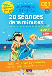 Bordas - Prêt pour la rentrée ! - CE1 vers le CE2, les révisions concentrées en 20 séances de 15 minutes.