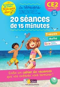 Bordas - Prêt pour la rentrée ! - CE2 vers le CM1, les révisions concentrées en 20 séances de 15 minutes.