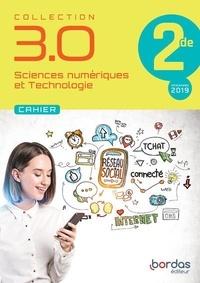 Bordas - Sciences Numériques et Technologie 2de 3.0 - Cahier élève.