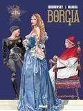 Alejandro Jodorowsky - Borgia - Tome 01 - Du sang pour le pape.