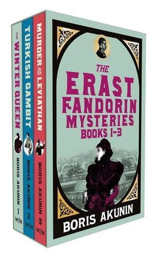 The Erast Fandorin Mysteries. The Winter Queen, Turkish Gambit, Murder on the Leviathan