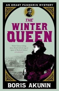 Boris Akunin - The Winter Queen.