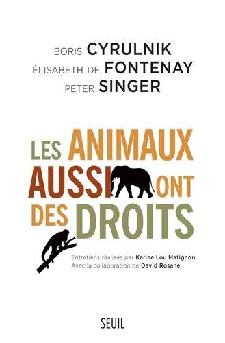 Les animaux aussi ont des droits - Format ePub - 9782021107708 - 12,99 €
